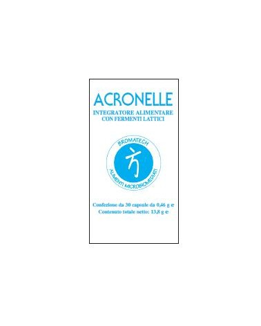 ACRONELLE 30CPS 13