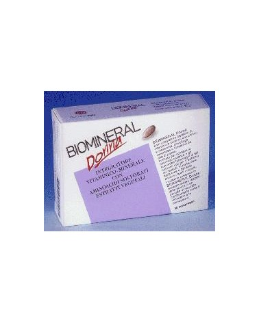 BIOMINERAL-DONNA INT 30 CPR
