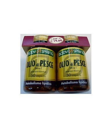 BS OLIO PESCE BIPACK OS 50CPS