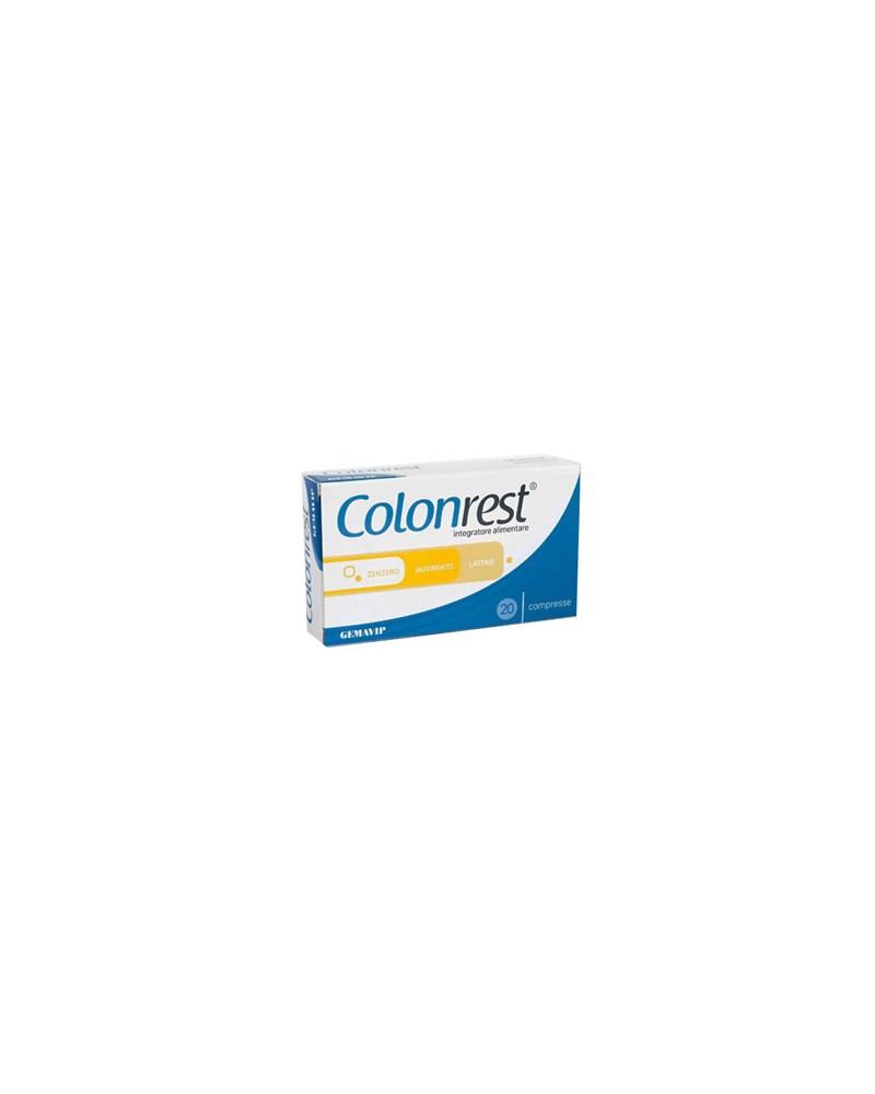 COLONREST FAST 20CPR