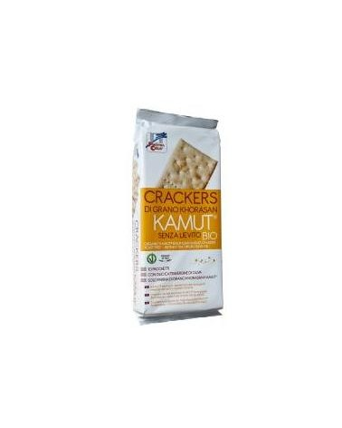 CRACKERS KAMUT S/LIEV 290G FINES