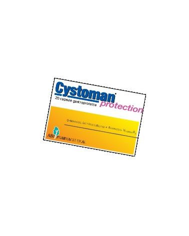 CYSTOMAN PROTECTION 20CPS