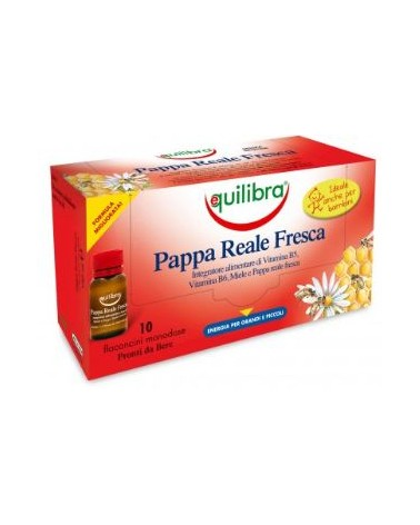 EQUILIBRA PAPPA REALE FRESCA 10F